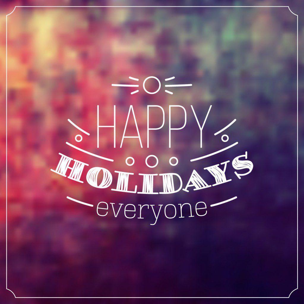 freepik happy holidays