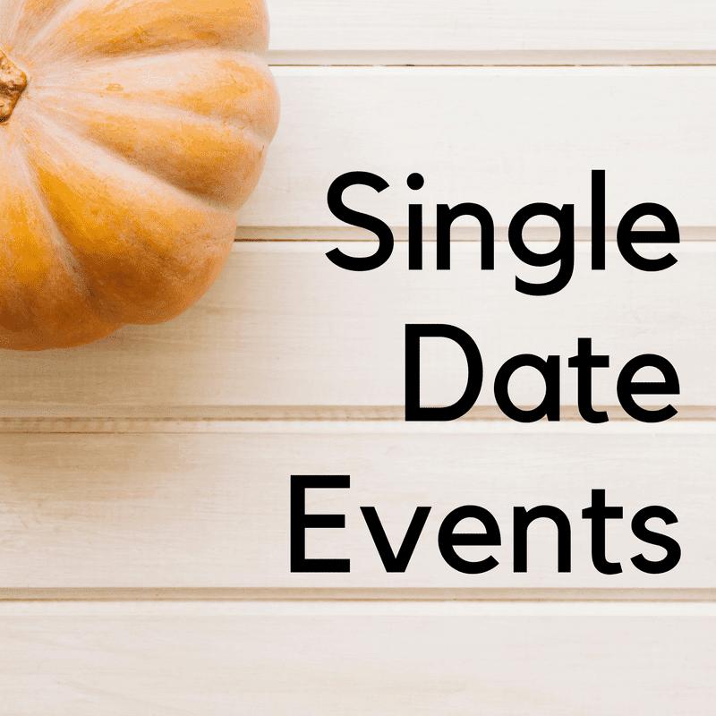 Fall Events in Polk