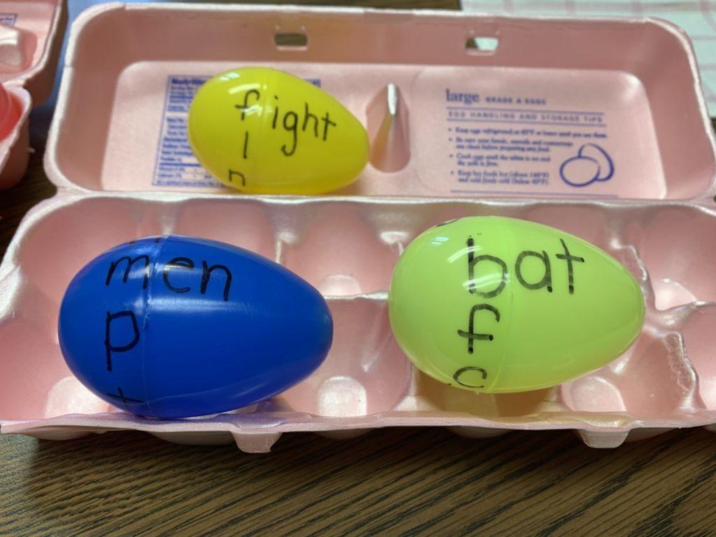 Spinning Egg