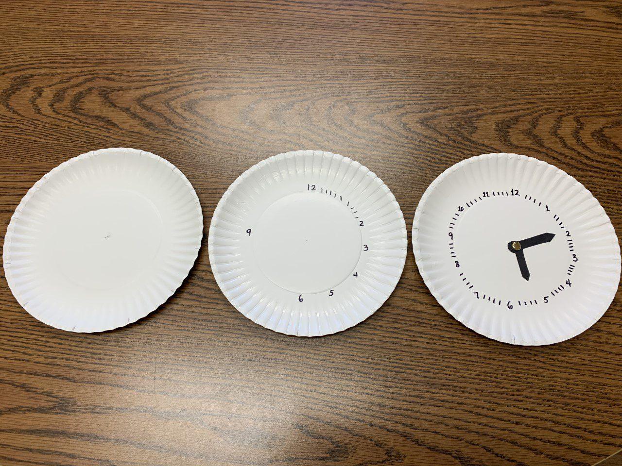 Learning & Loving It Clocks