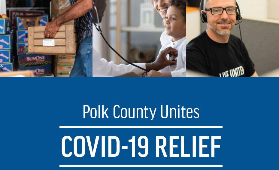 Polk County Unites COVID-19 Relief