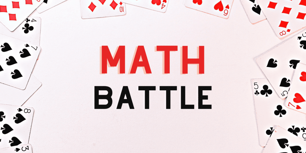LRC Learning & Loving It Math Battle Game