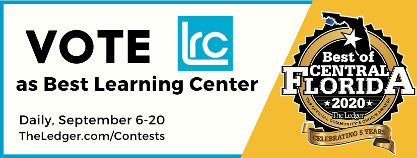 Vote LRC Best Learning Center
