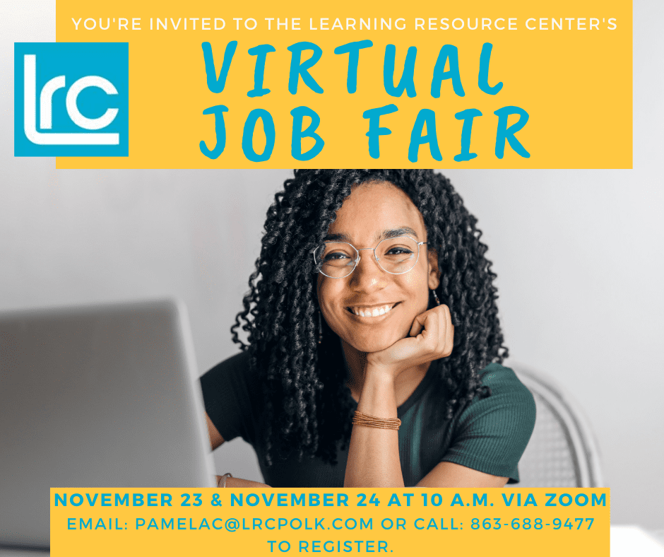 LRC Virtual Job Fair November 2020